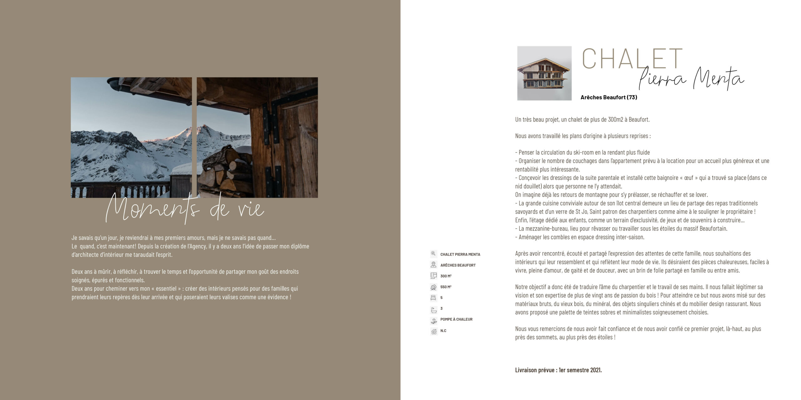 Carnet de tendances - CHALET PIERRA MENTA7